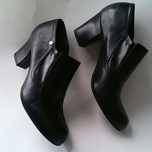 Franco Sarto shoes booties black sz 9